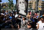 صور الإعتصام التضامني مع السيدة فيروز-تصوير شادي سعيد