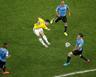 """خاميس رودريغيز يتوج جهوده في البرازيل بأفضل هدف والجائزة الكبرى قد تكون """"سانتياغو برنابيو"""""""