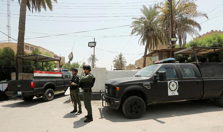 كتائب حزب الله تقر باقتحام سفارة البحرين
