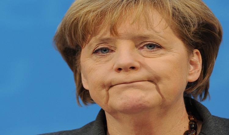 """ميركل ترد على ترامب قبل """"المواجهة"""": ألمانيا تتخذ قراراتها بشكل مستقل"""