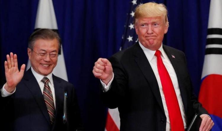 صفقة تجارة جديدة بين أميركا وكوريا الجنوبية