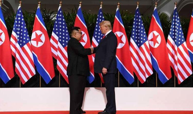 """رسالة زعيم كوريا """"النووية"""" في طريقها إلى ترامب"""