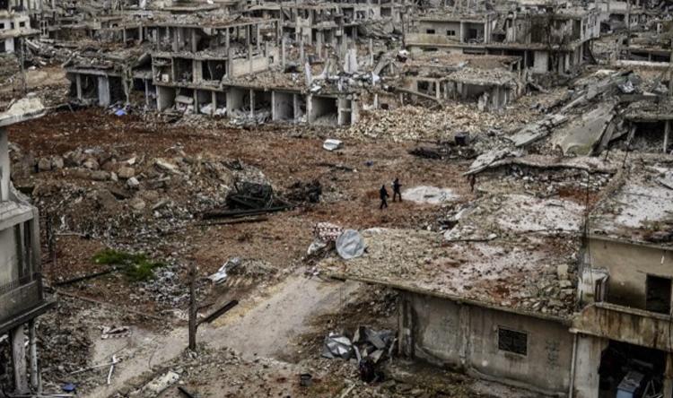 المعارضة السورية تبدأ سحب أسلحتها