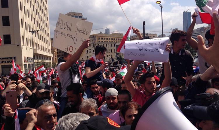 """متعاقدو """"اللبنانية"""" يطالبون بإنجاز ملف الاحتياجات"""