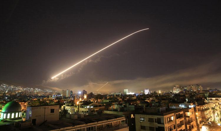 غارات اسرائيلية جديدة على دمشق