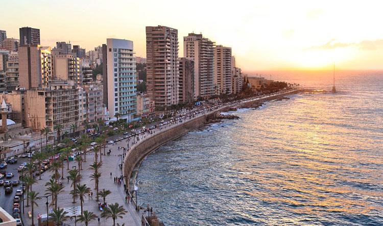 """بيروت تتصدر عدد حالات """"كورونا"""""""