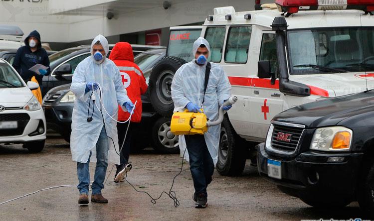 حالتا وفاة و126 إصابة جديدة في لبنان
