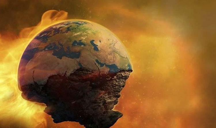 الأرض تغطي 65% من سطح القمر اليوم