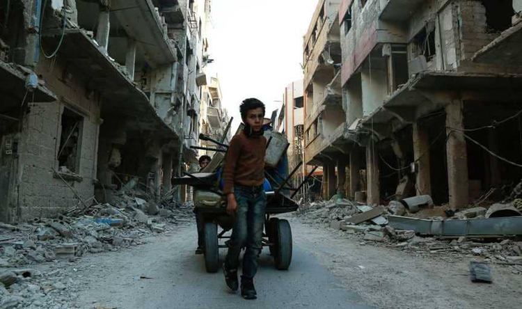 الأسد... مجرم الكيماوي