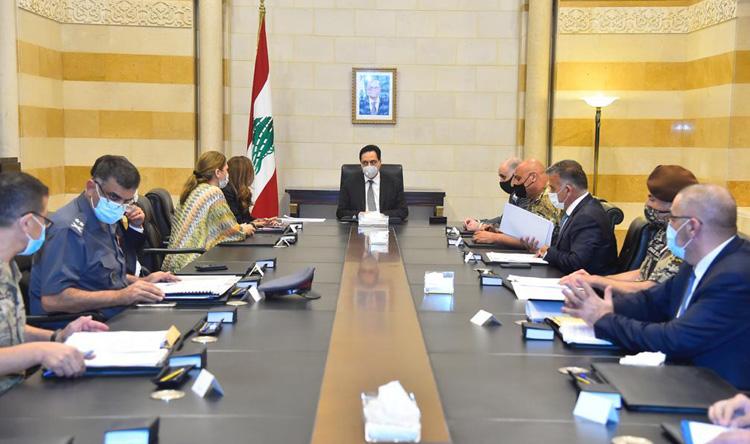 """أول اجتماع للجنة التحقيق الإدارية بـ""""انفجار بيروت"""""""