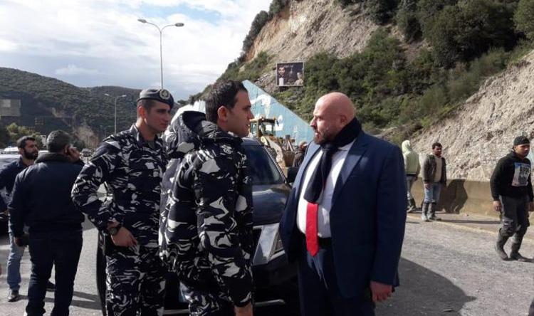 تحذيرات لعدم سلوك طريق الشمالي باتجاه بيروت