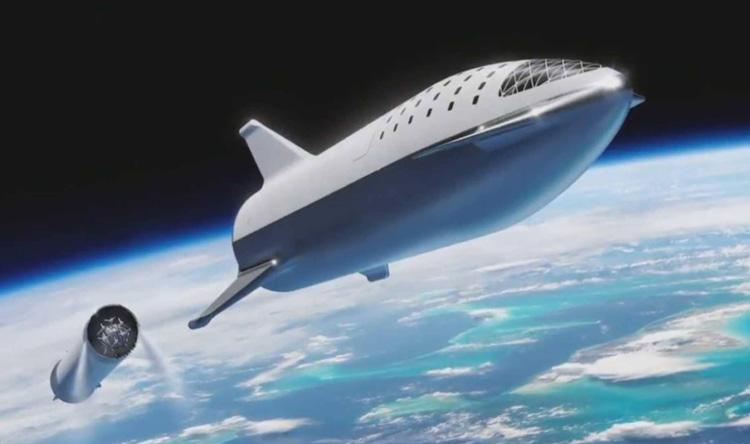 نتيجة بحث الصور عن سفينة الفضاء التي ستقل البشر إلى المريخ