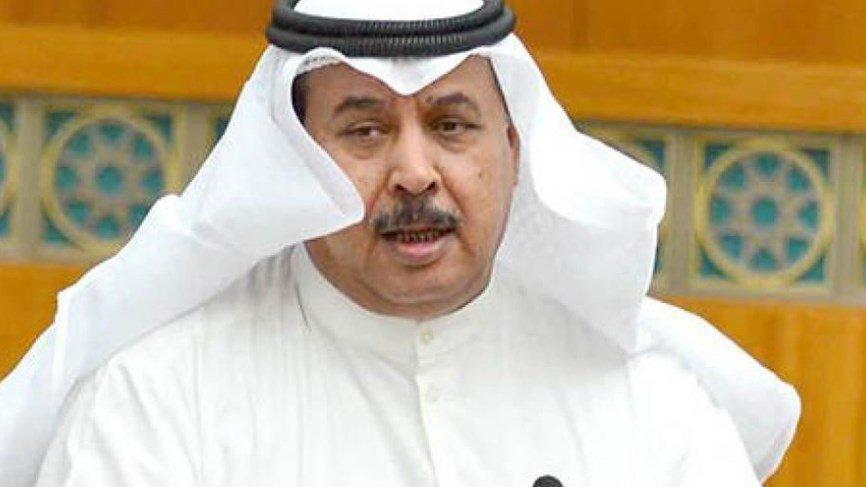 النائب في مجلس الامة الكويتي خلف دميثير العنازي