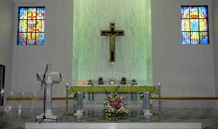 كنائس الإمارات أحيت رتبة الشعانين