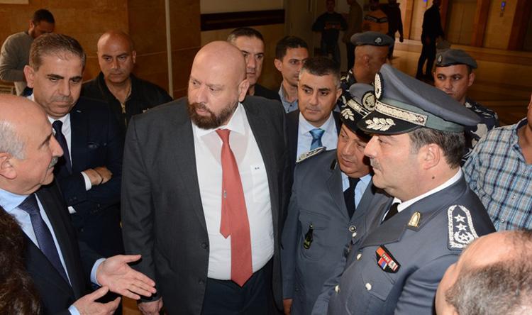 نهرا اطلع على التدابير اللوجستية للانتخابات الفرعية