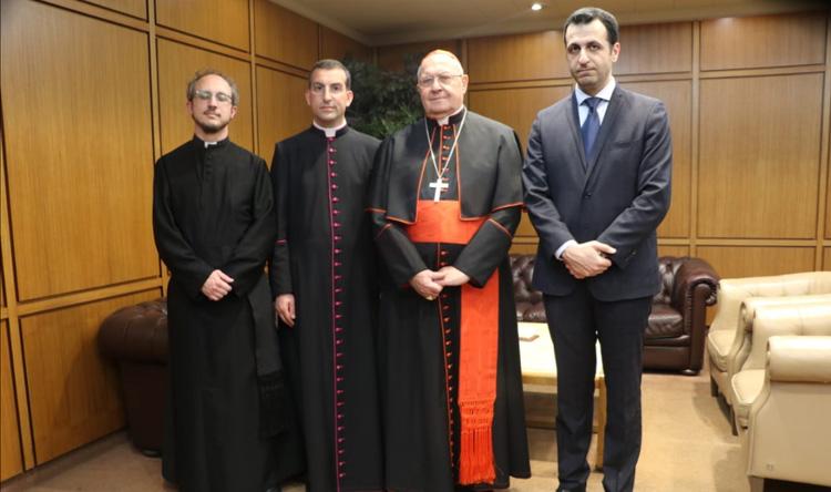ساندري: البطريرك صفير خسارة للكنيسة وللوطن
