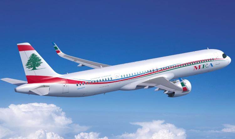 """MEA"" أعلنت توقيع اتفاقية مع إيرباص لشراء 4 طائرات"