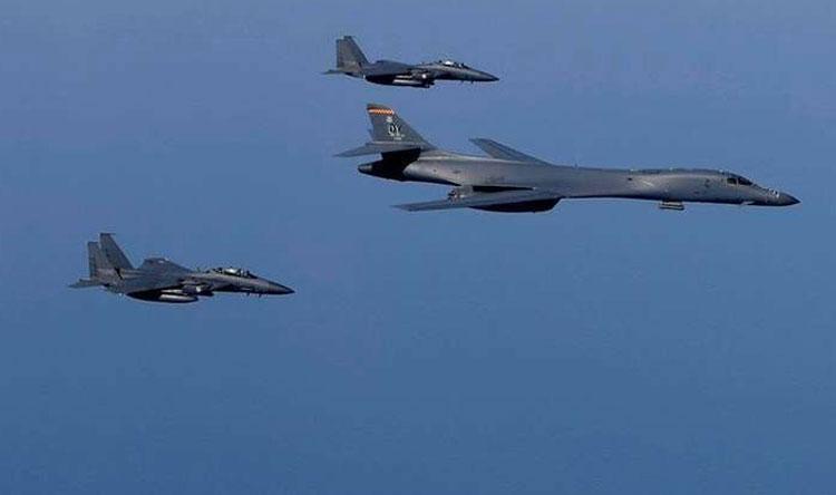الولايات المتحدة تنقل مجموعة من القاذفات الأميركية الثقيلة إلى أوروبا - Lebanese  Forces Official Website