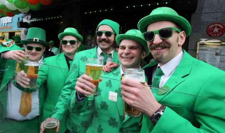 Saint Patrick Day Celebrations
