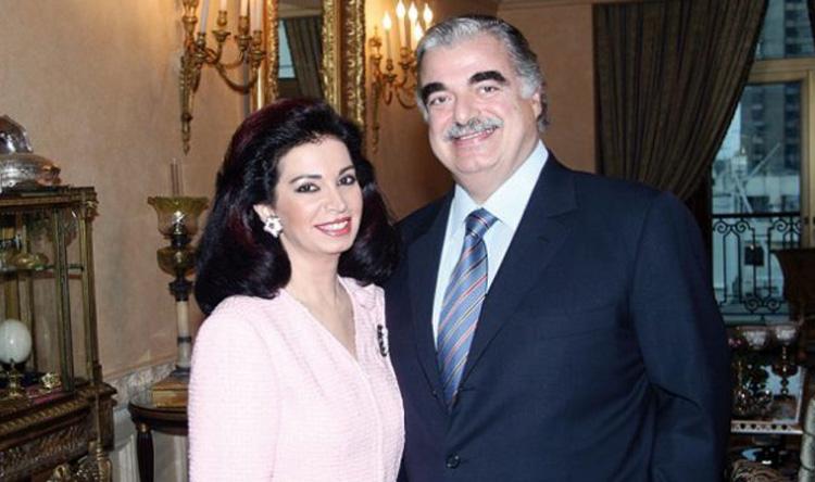 نازك الحريري تستذكر الرفيق
