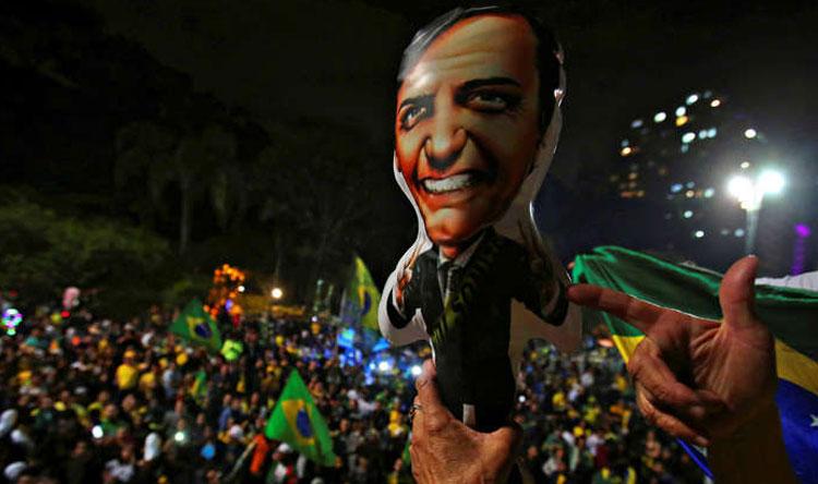 رئيس البرازيل الجديد أخطر من ترمب!