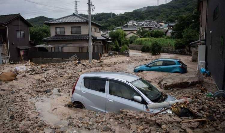 كارثة اليابان... إرتفاعٌ في حصيلة الضحايا