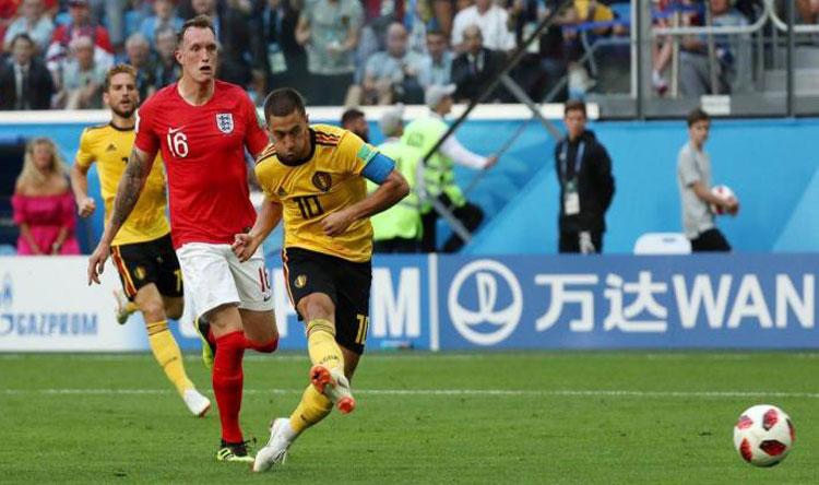 مونديال 2018: بلجيكا ثالثة العالم بفوزها على إنكلترا 2-صفر