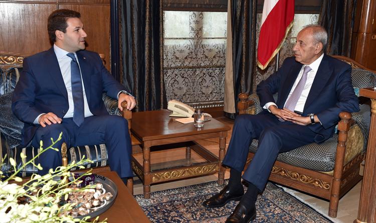 نديم الجميّل: مساءلة الوزراء حول القرصنة التي تعرضت لها أجهزة الدولة
