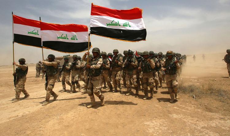 8 قتلى في هجوم انتحاري بحزام ناسف شمال بغداد