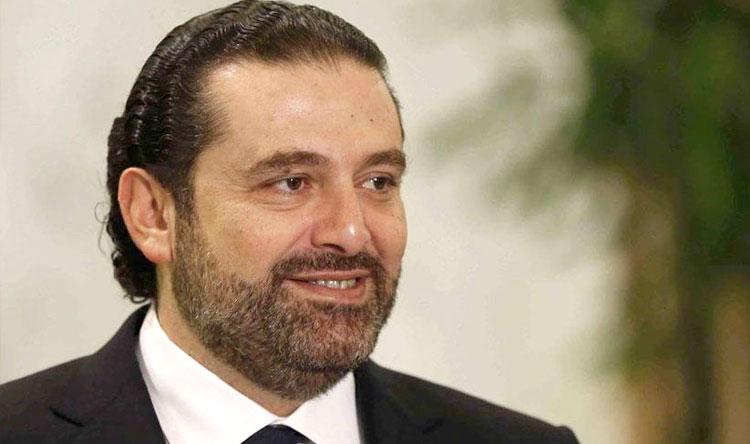 الحريري يستقبل السفير البابوي الجديد الذي نقل تحيات البابا فرنسيس