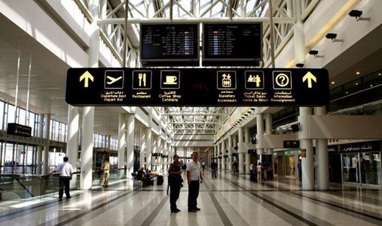 معلومات جديدة عن شبكة تهريب مخدرات عبر مطار بيروت