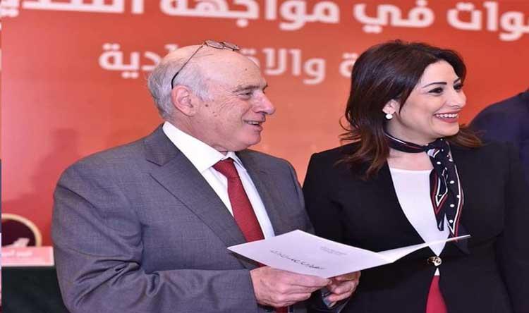 أبو سليمان: اشكر شانتال على مساندتي – Lebanese Forces Official Website
