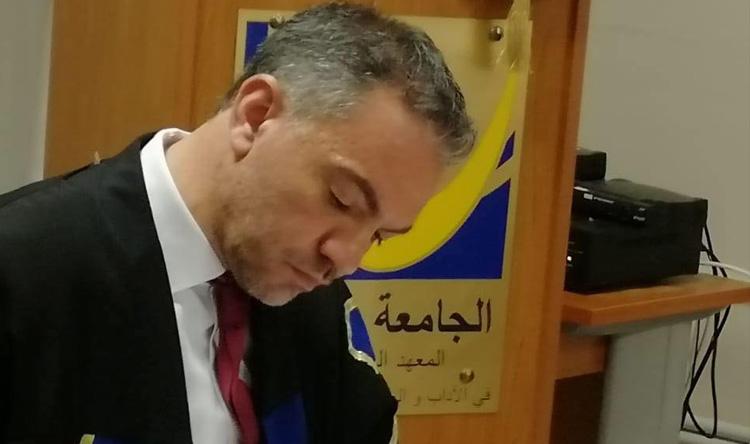 """سبع سنوات من الجهد...""""القضية اللبنانية في فكر شارل مالك"""""""