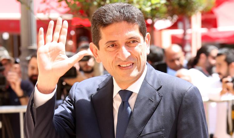إسحق يهنئ اللبنانيين بعيد الأضحى المبارك