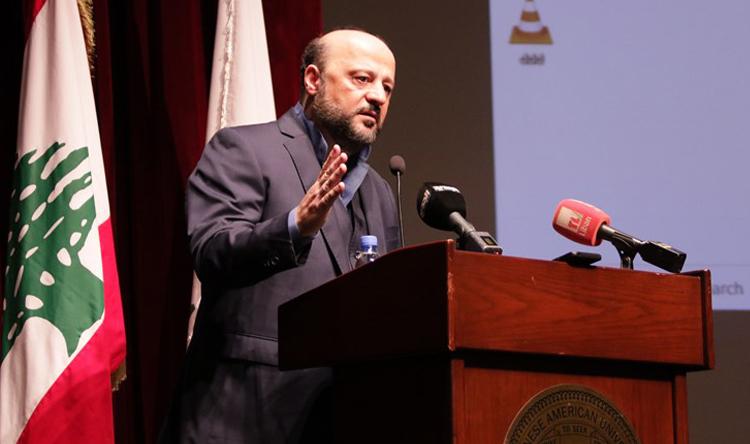 """لقاء سياسي لـ""""القوات"""" – اميركا الشمالية مع الوزير ملحم الرياشي"""