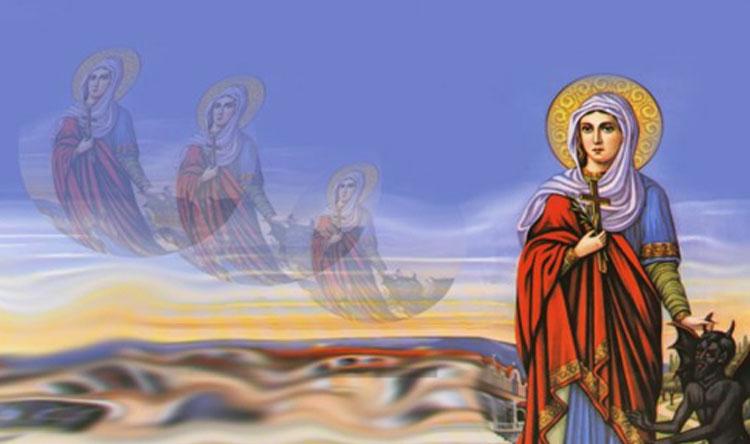 """بمناسبة زيارة جثمان القديسة مارينا إلى لبنان... فيلم """"مورين"""" إلى العلن"""