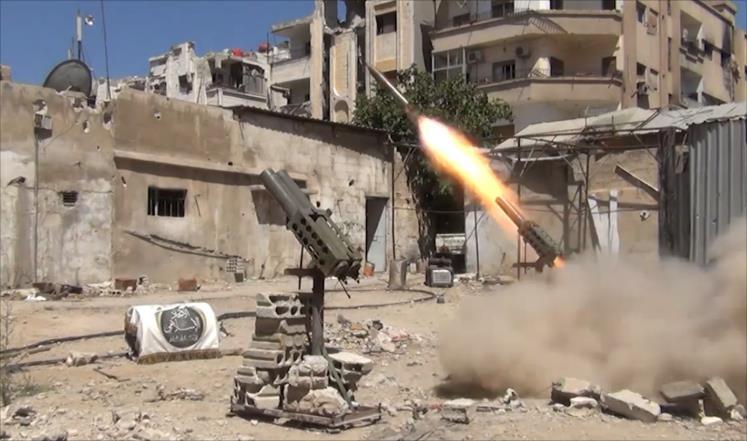 كاتيوشا المعارضة… هل تحسم معارك دمشق؟