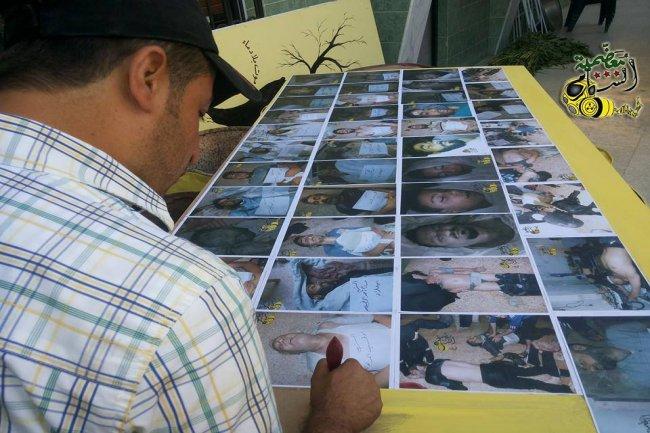 """بالصور والفيديو: بعد عام على مجزرة """"الكيميائي""""… المعضمية موت بلا دماء"""