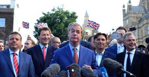 بالأرقام: تصويت الشرائح العمريّة والمناطقية بإستفتاء Brexit… والشباب متمسّكون بأوروبيّتهم