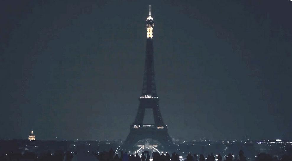 """بالفيديو والصور: العالم يحتفل بالـ """"Earth Hour"""""""