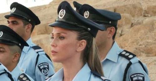 بالصور: فاتن نصر الدين أول ضابطة درزية في الشرطة الاسرائيلية
