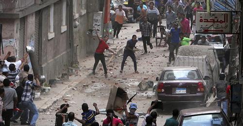 """مصر قبل """"ثورة 28 نوفمبر"""" 2014"""