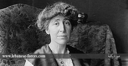 """""""صورة وكلمة"""": أول امرأة في الكونغرس الأميركي"""