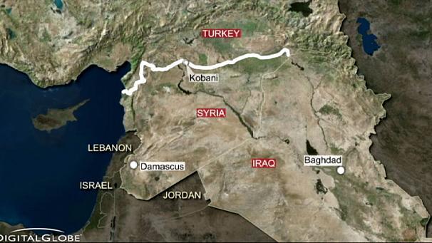 حب الأكراد المستجد!