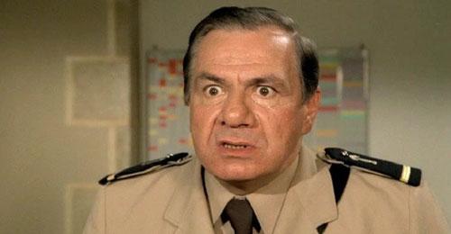 بالصور: وفاة الممثل الفرنسي ميشال غالابرو رفيق لوي دو فونيز
