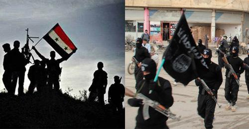 """في العلاقات السرية بين """"نظام الاسد"""" و""""داعش"""""""