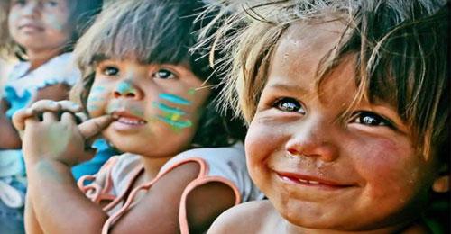 20 صورة لأجمال أطفال في العالم