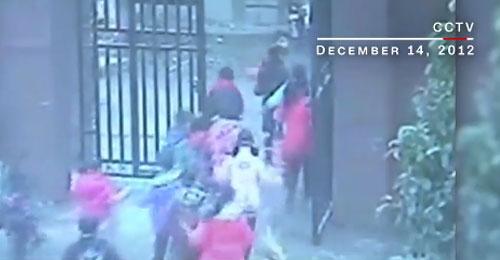 هجوم مسلح بسكين على حضانة أطفال في الصين