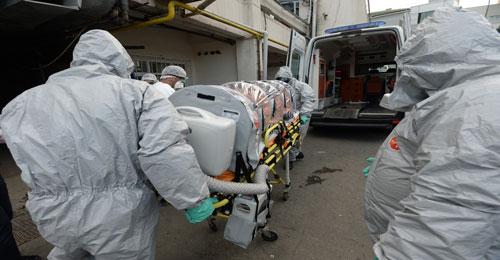 بالفيديو: هذا هو الجناح الخاص بالإيبولا في لبنان