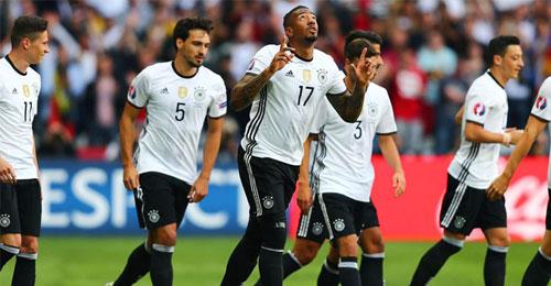 بالفيديو: فرنسا والمانيا وبلجيكا الى الدور ربع النهائي